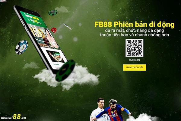 Tải ứng dụng FB88 Mobile cho điện thoại di động
